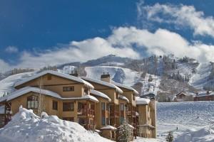 Ski area condo