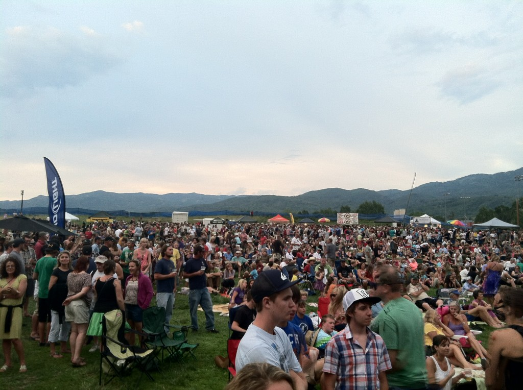 Free concerts in Steamboat