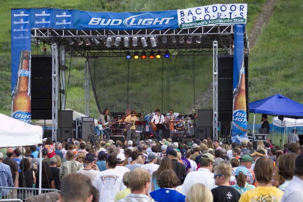 Steamboat Springs Summer Concert