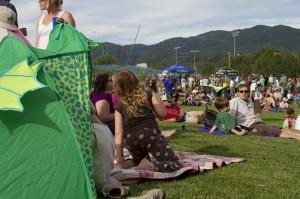 Summer Concert in Steamboat Springs
