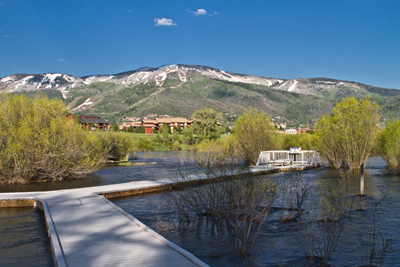 Steamboat Springs Yampa Flooding