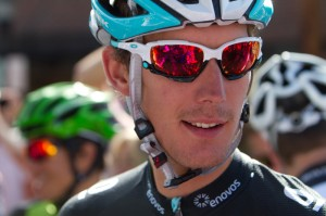 Andy Schleck in Steamboat Springs, Colorado