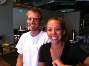 Aaron & Lindsey of Milk Run Donuts