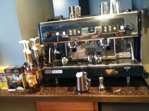 Vail Mountain Coffee & Espresso in Steamboat
