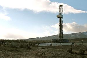 Gas Drilling in NW Colorado
