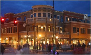 Downtown Steamboat @ Night