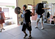 Manic Training Workout