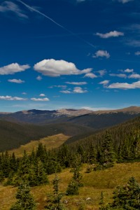 Rocky Mountain National Park by Charlie Dresen