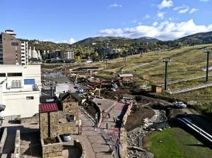 Steamboat Mountain Base Improvements