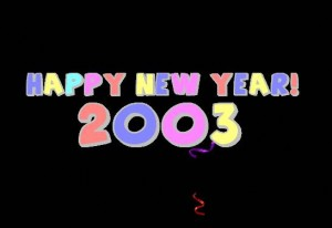 2003 New Year