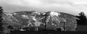 Snow in Steamboat