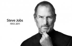 Steve Jobs and apple.com