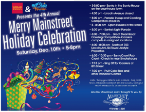 Steamboat Springs Merry Mainstreet Events
