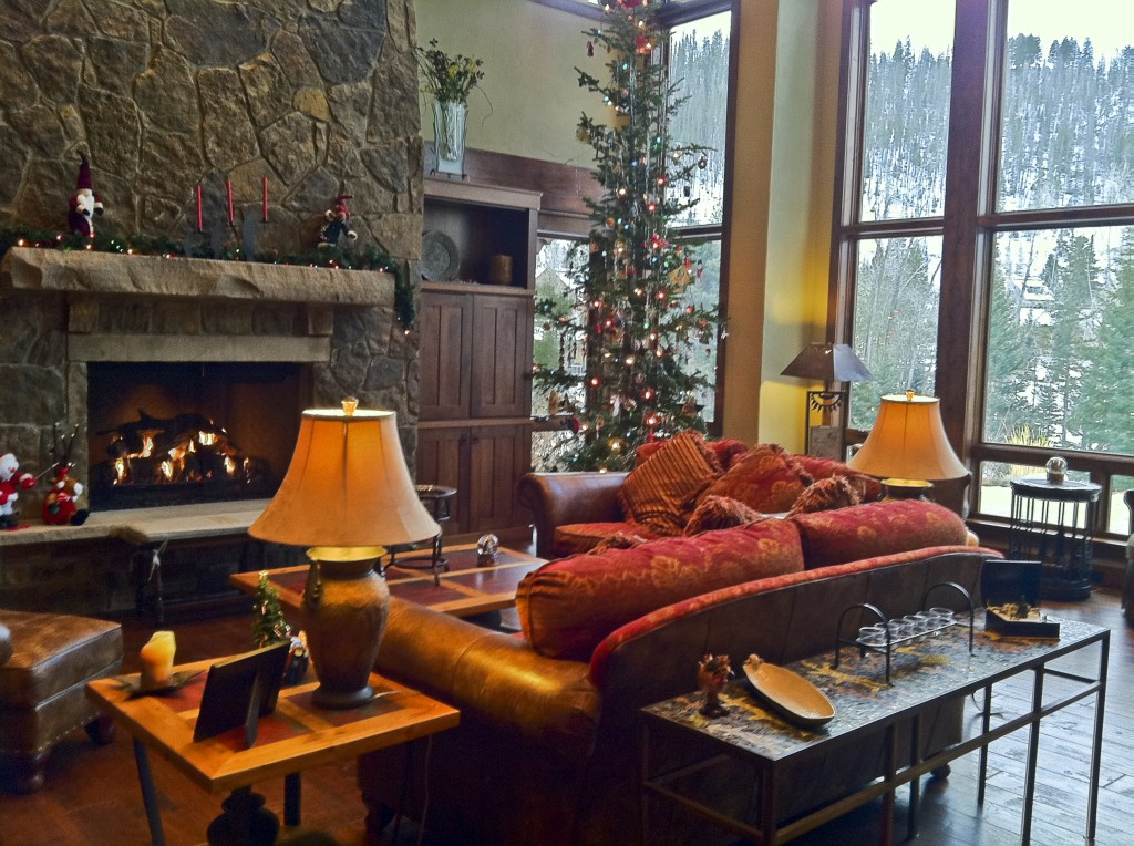 Luxury home on Fish Creek in Steamboat Springs