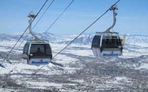 Steamboat Ski Mountain Gondola
