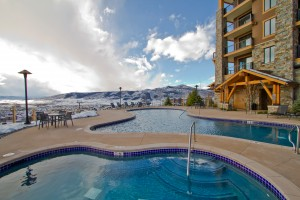 Steamboat Condo with Pool