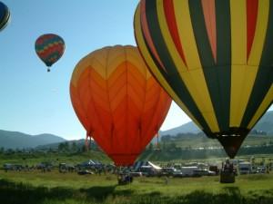 Steamboat Springs Hot Air Balloon Festival