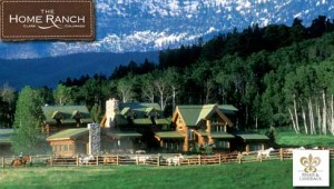 The  Home Ranch 18 miles North of Steamboat Springs