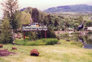 Welcome to Steamboat Springs