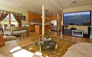 Great Room with Ski Area Views