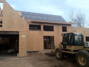 New construction in Steamboat