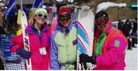 Ski 1980s!