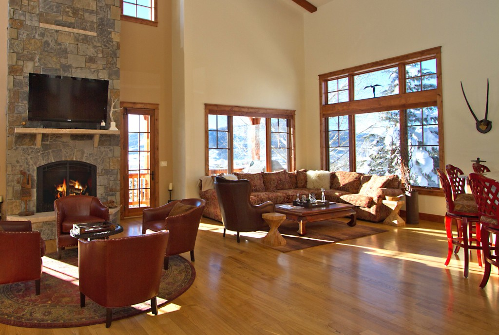 The perfect ski vacation home in Steamboat