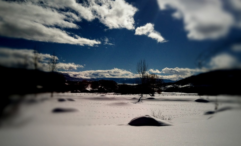Views to Steamboat Springs