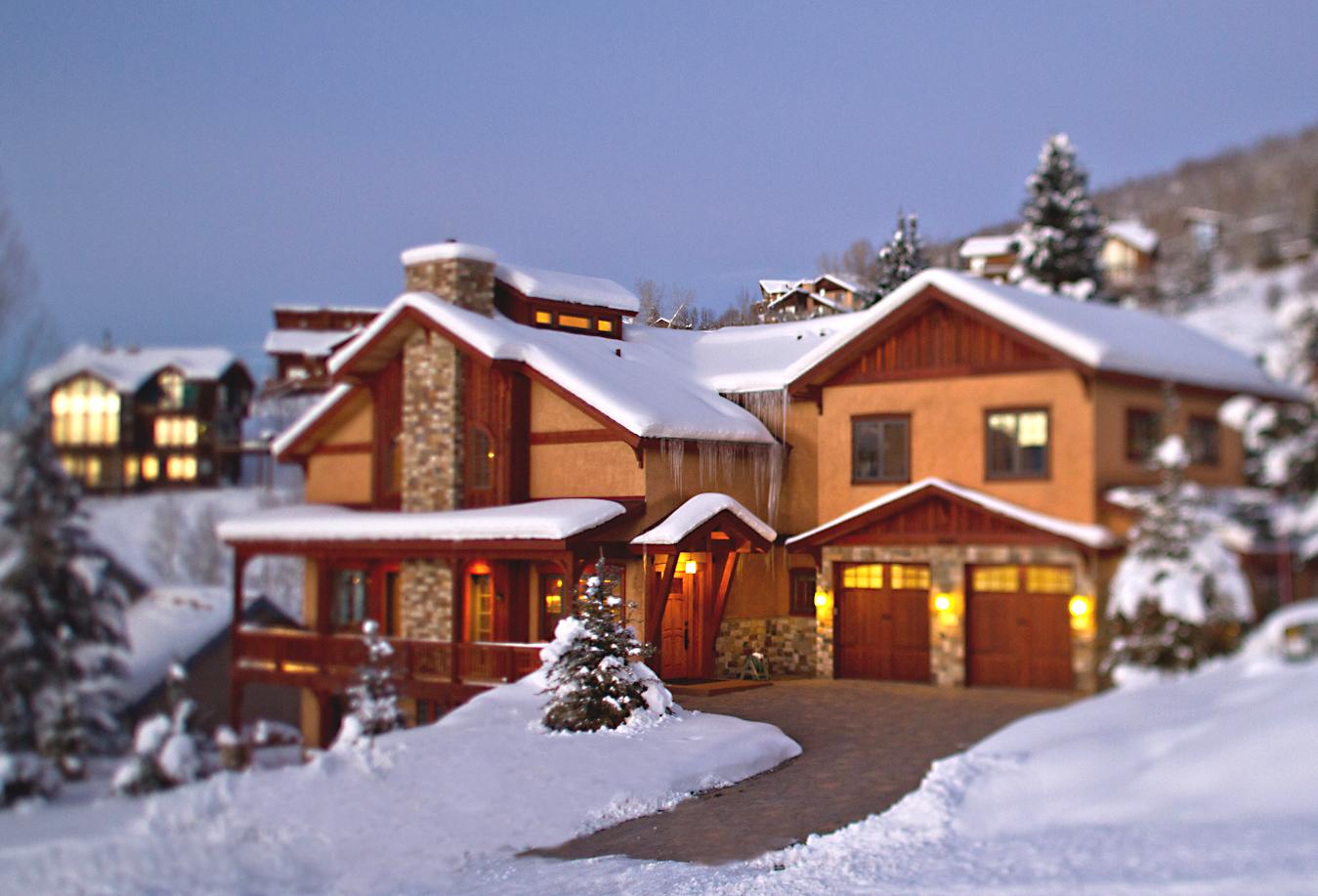 Incredible Steamboat Springs Colorado Vacation Property