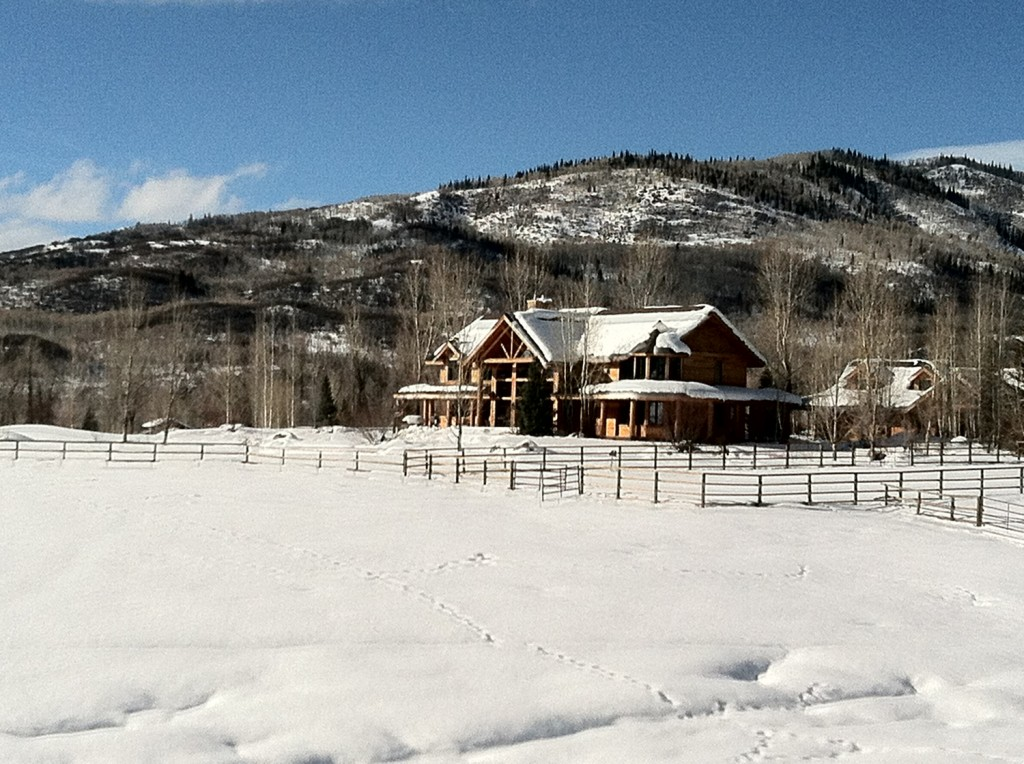 Amazing Ranch For Sale In Steamboat Springs Co Charlie