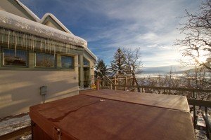 Steamboat Ski property