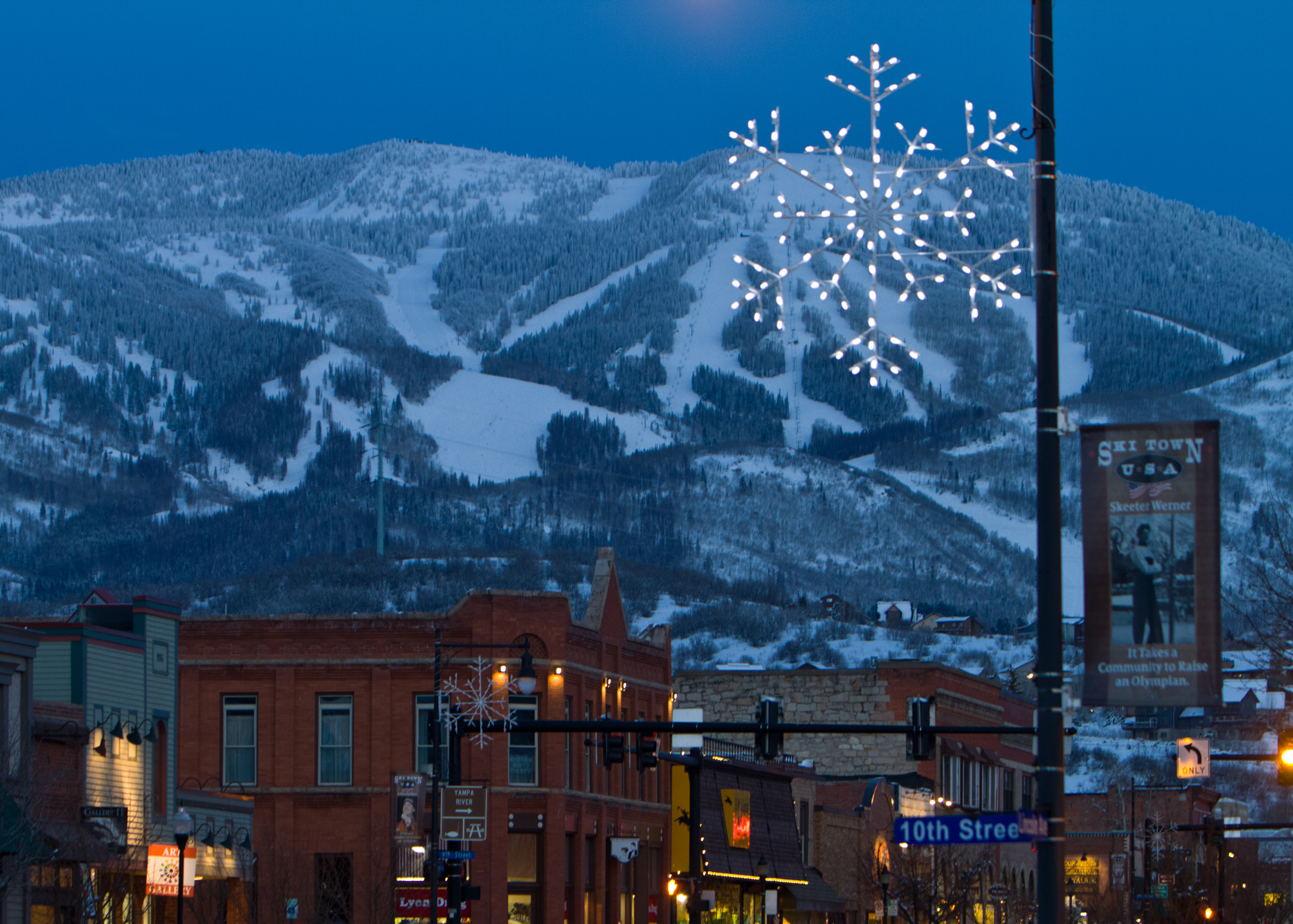 Downtown Steamboat