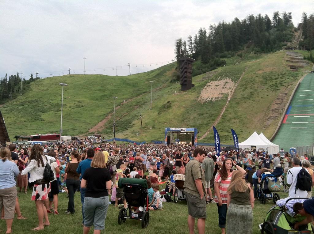 Steamboat Springs Free Summer Concert Series