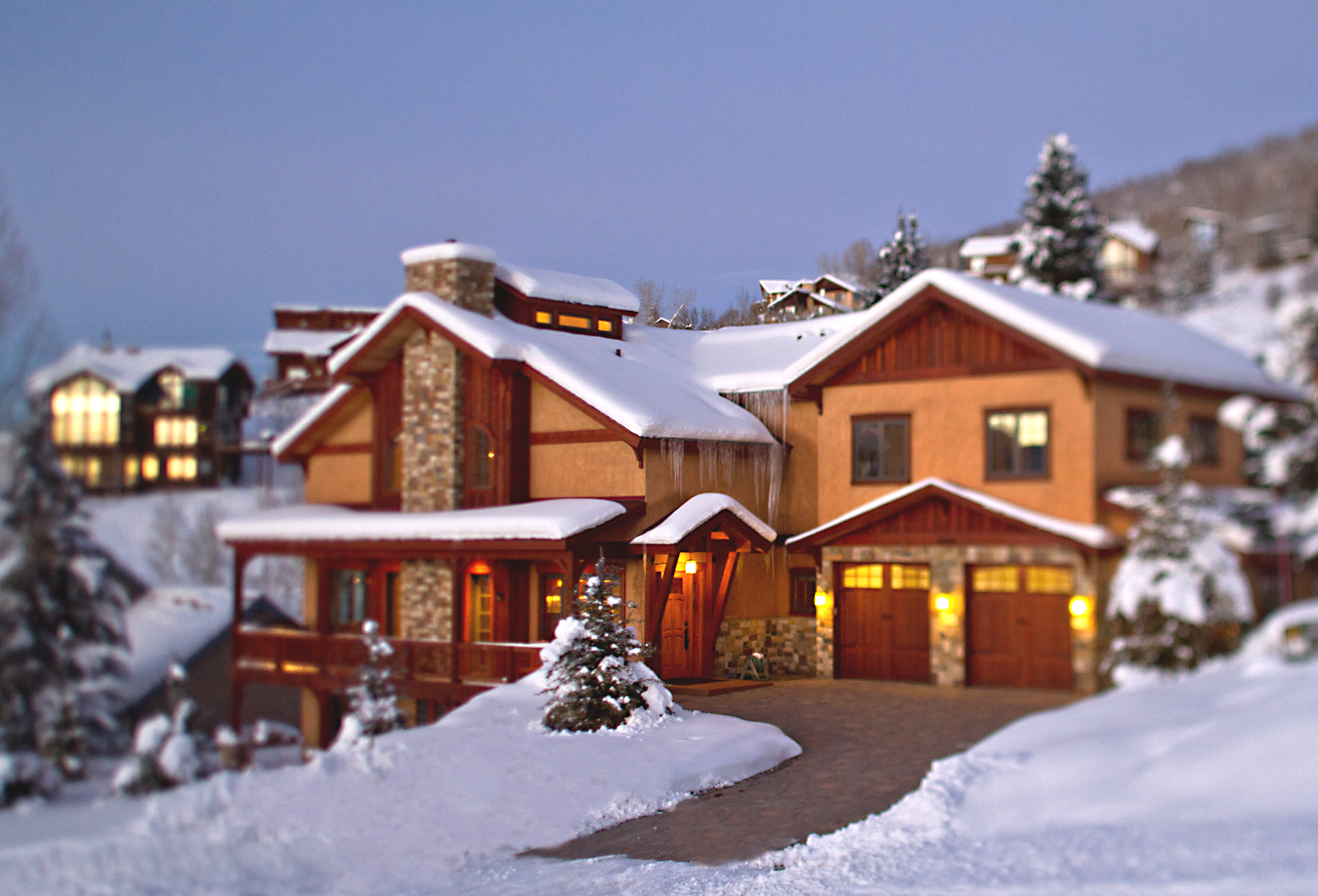 Make 75 000 on your vacation home in steamboat for Build a house for 75000