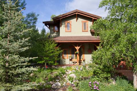 Hill St. Old Town Steamboat Home for Sale