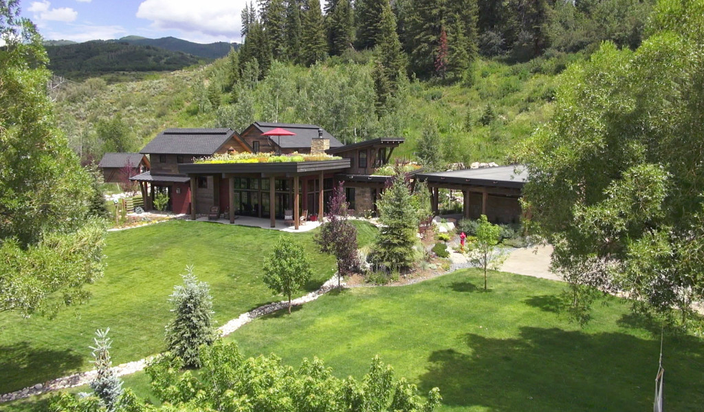 Old Town Steamboat Home