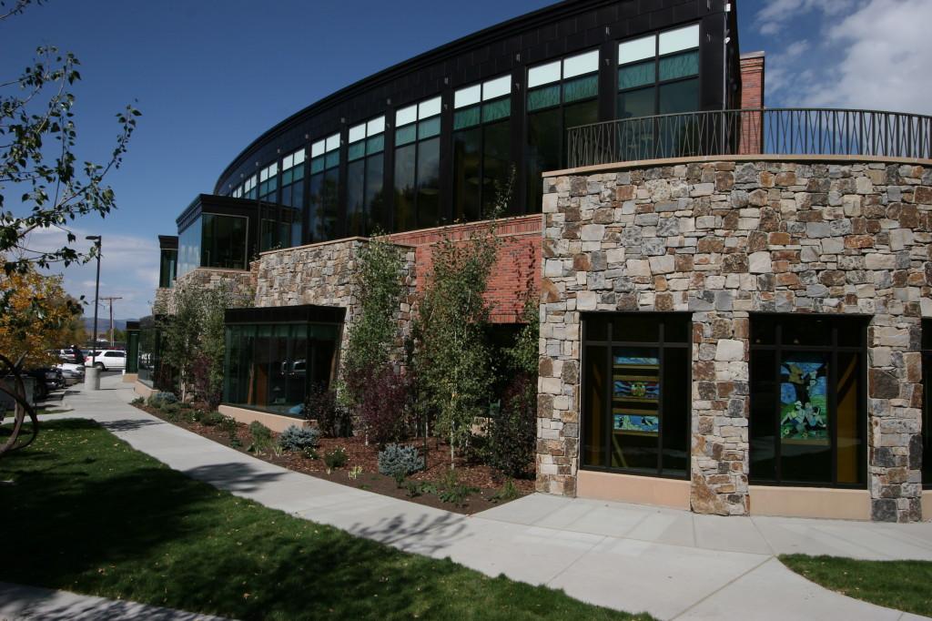Bud Werner Steamboat Springs Library