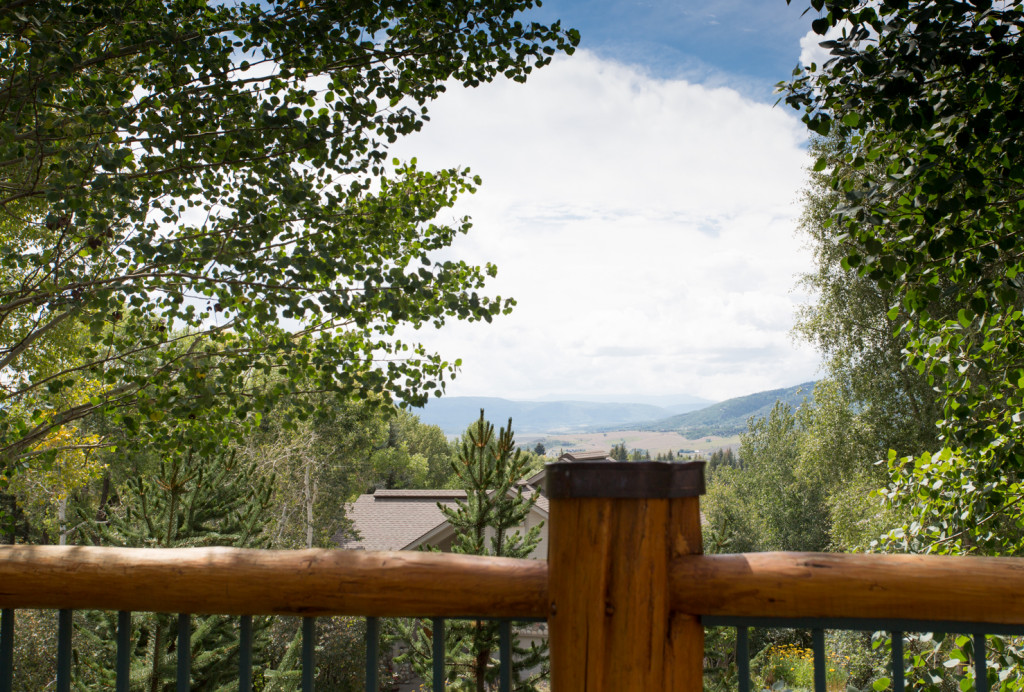 Mountain area, Steamboat Springs