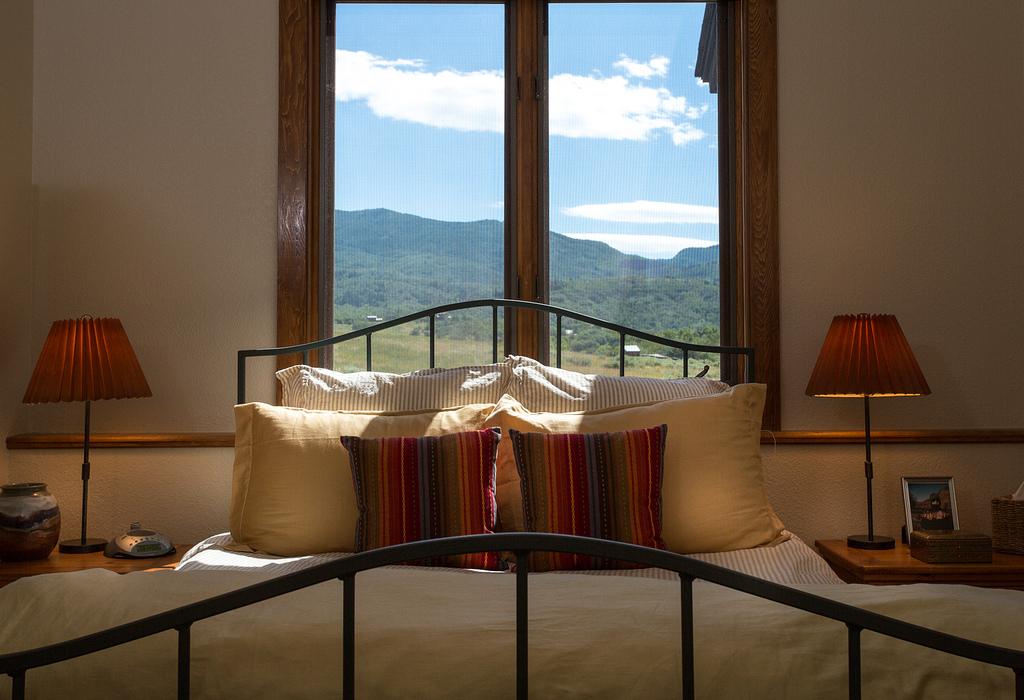 Uncochief bedroom with views