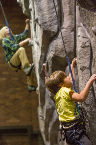 Climbing for all ages in Steamboat