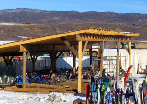 steamboat springs, Steamboat recycling, Milner mall,