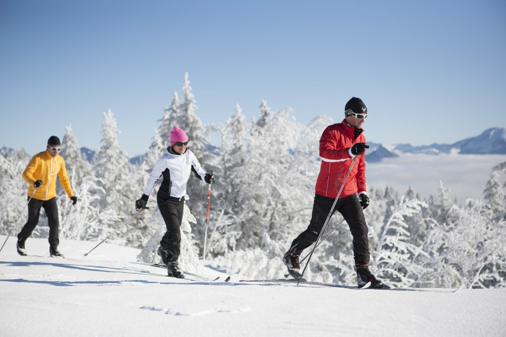 Nordic skiing in Steamboat Springs, CO