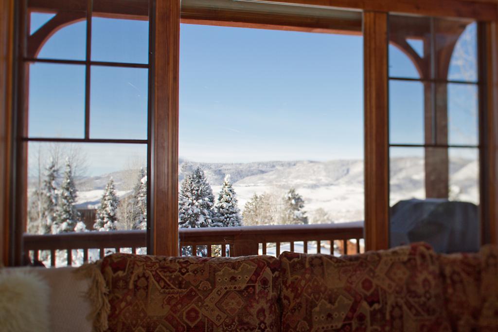 ski town income property views
