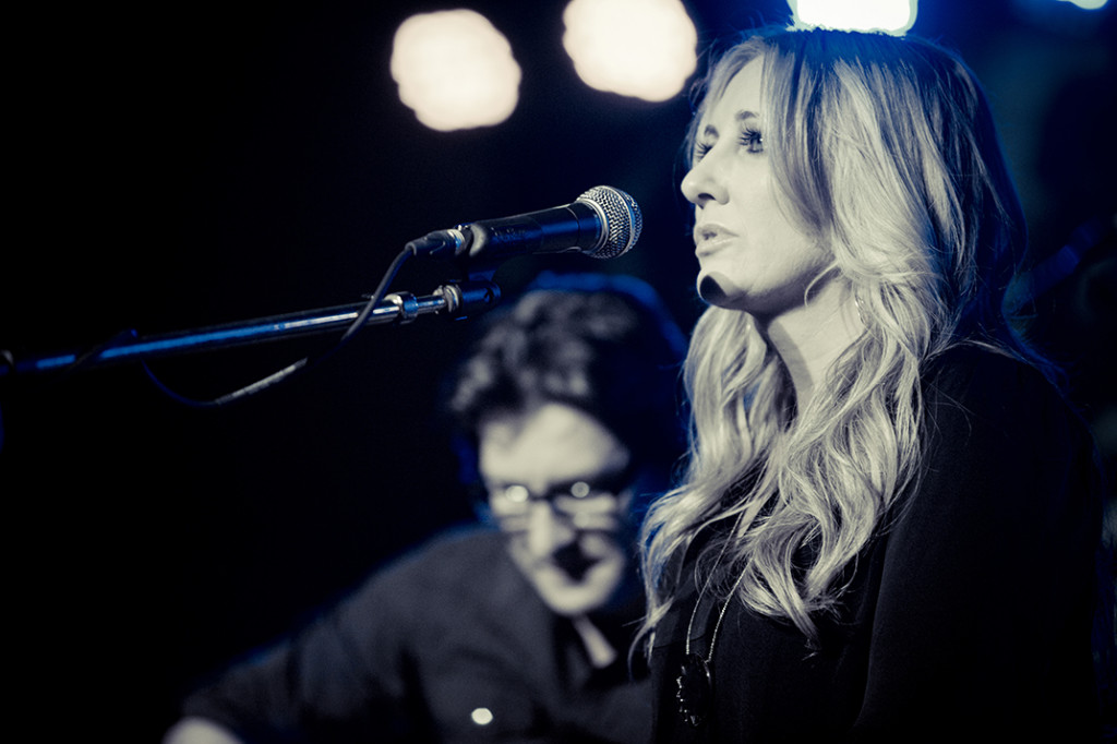 """""""I can't believe all the talent on that mountain,"""" Lee Ann Womack tweeted of her January appearance at MusicFest in Steamboat Springs. (Photo by Todd Purifoy courtesy of Smithsonian.com)"""