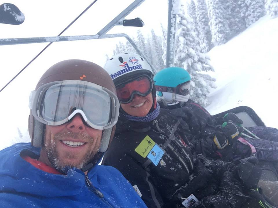 skiing, ski lift, steamboat ski resort, telemark,