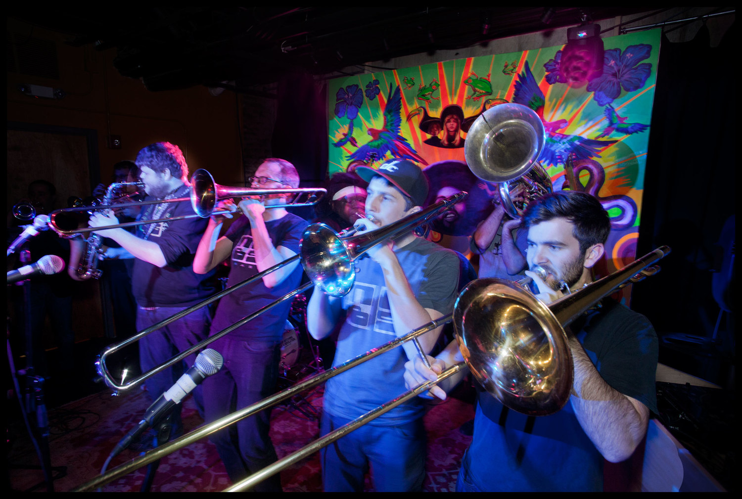 free music in Steamboat, things to do in Steamboat, No BS! Brass Band,