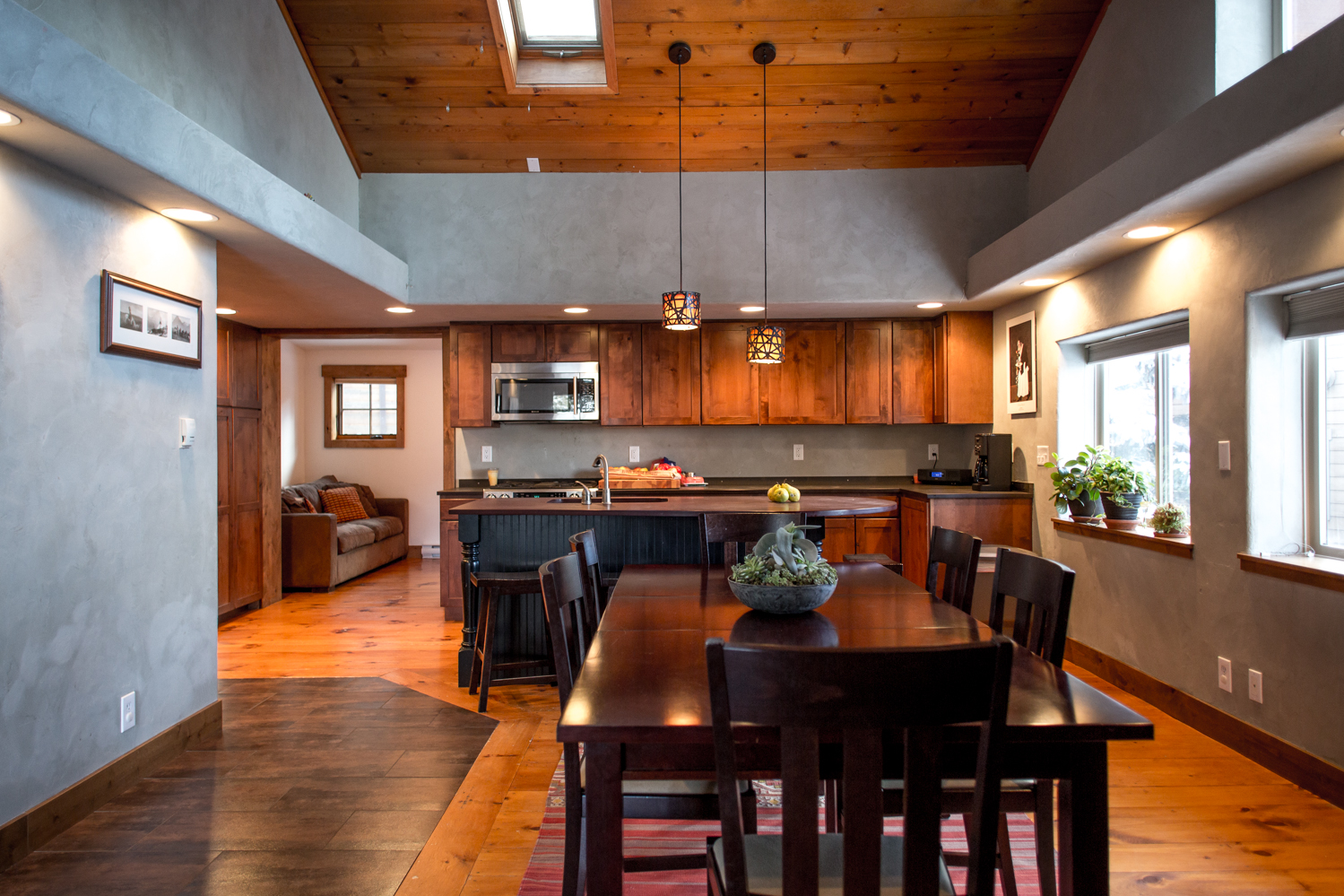 kitchen, dining, 1155 Manitou Avenue, Steamboat Springs home for sale, $525,000