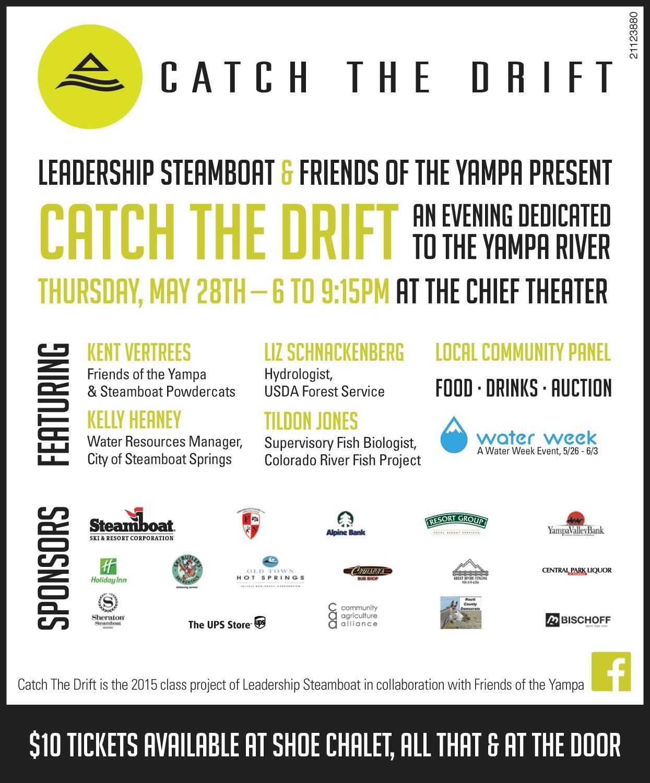 catch the drift event