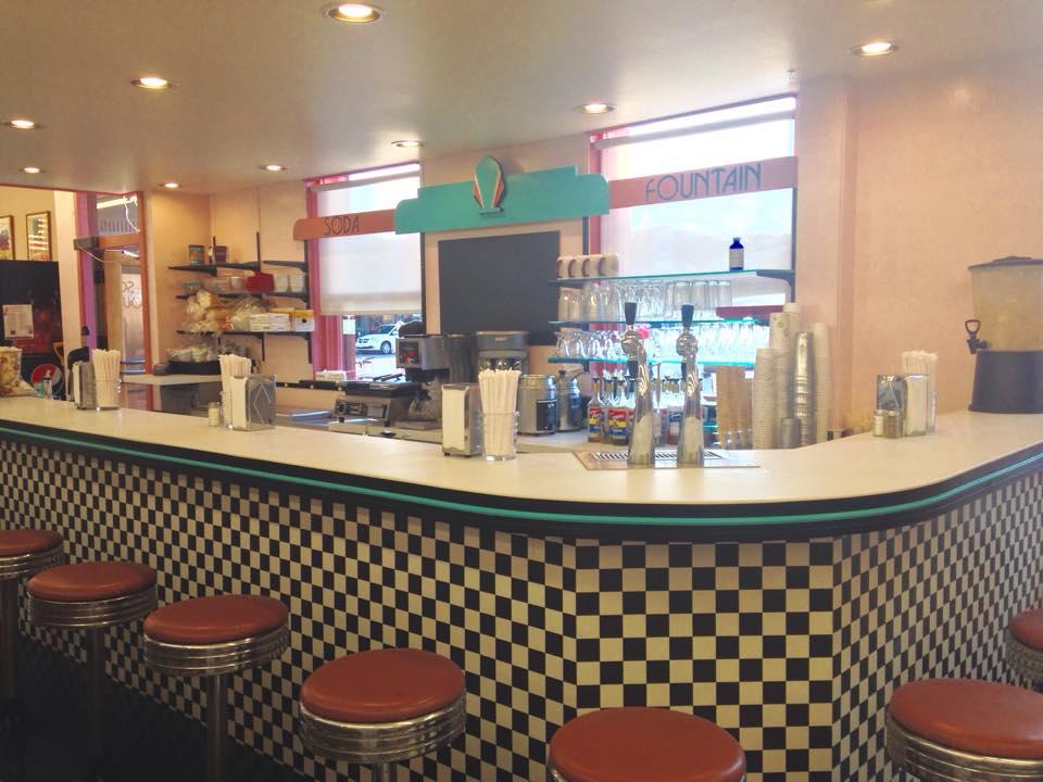 lyon drug soda fountain, ice cream in steamboat springs, old fashioned soda fountain