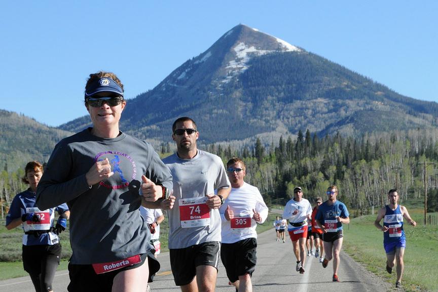 Steamboat Marathon, Courtesy Steamboat Springs Chamber Resort Assoc.